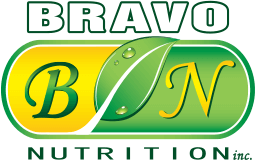 Bravo Nutrition Footer Logo